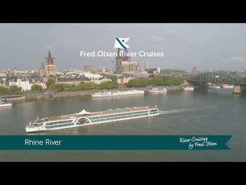 Cruise the Rhine River with Fred. Olsen