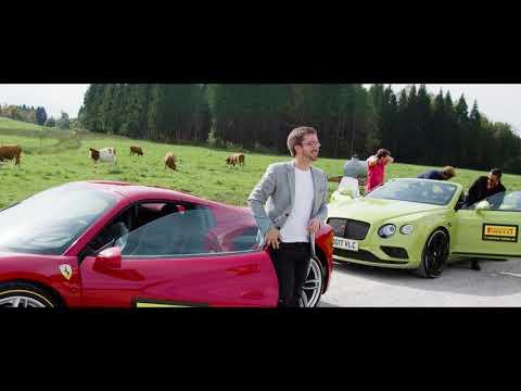 Pirelli P Zero World Munich Opening