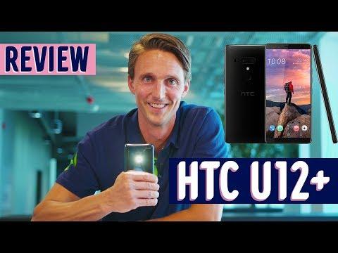 Recension: HTC U12+