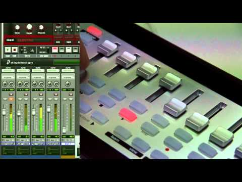 Novation // SL MkII and Impulse Controlling Pro Tools