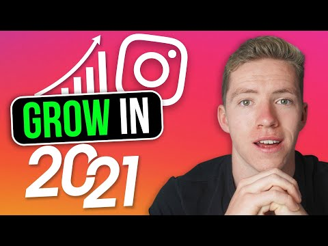 3 New Ways To Grow Your Instagram Fast In 2021 [Do These Now]