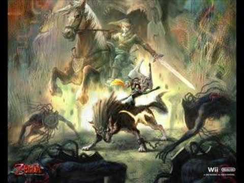 connectYoutube - the legend of zelda theme