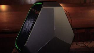 Alienware revives the Area 51 desktop with a new look