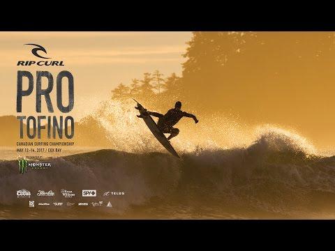 Rip Curl Pro Tofino 2017 Event Recap
