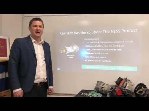 Innovationsracet 2020 - KASI