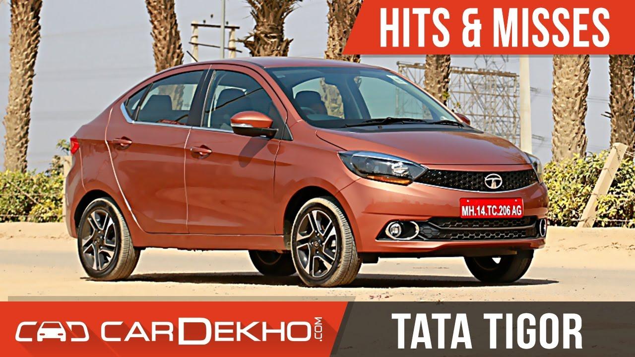 Tata Tigor: Hits & Misses