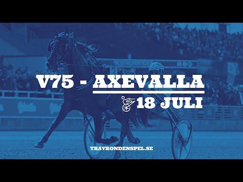 V75 tips - Axevalla - 18/7-20