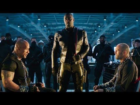 Fast & Furious: Hobbs & Shaw - Trailer español (HD)