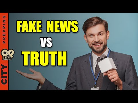 Warning! Can We Really Trust the Mainstream Media?  The Age of the Infodemic
