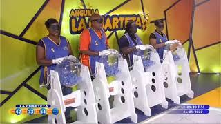 Emisión en directo de Madroka Anguilla Lottery, LTD