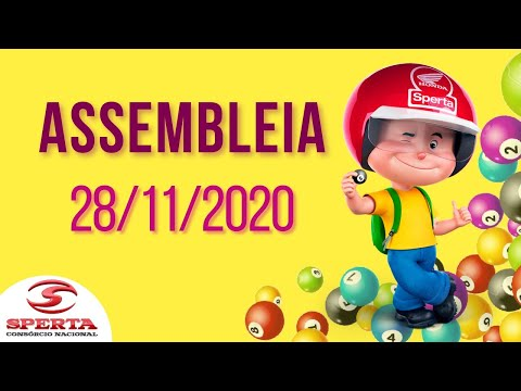 Sperta Consórcio - Assembleia - 28/11/2020