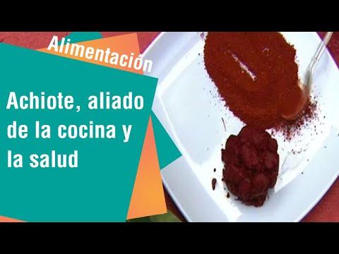 Achiote, aliado de la cocina y la salud | Alimentación Sana