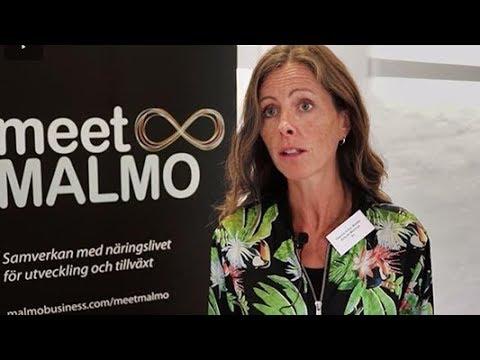 Meet Malmö - näringsliv och Malmö stad tillsammans för ett bättre Malmö
