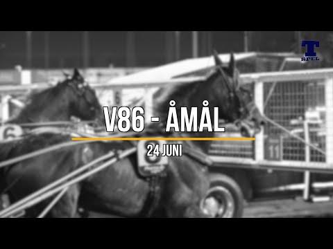 V86 tips Åmål - Jackpot - 24 juni 2020
