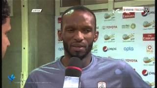 تصريح عمر الغامدي بعد لقاء الاهلي