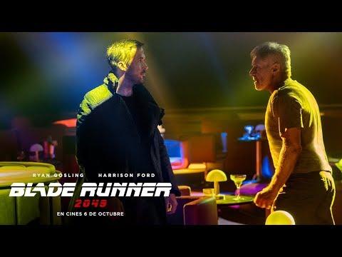BLADE RUNNER 2049. Dirigida por Denis Villeneuve. En cines 6 de octubre.