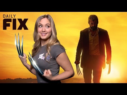 New Logan Trailer Is a Cut Above The Rest - IGN Daily Fix