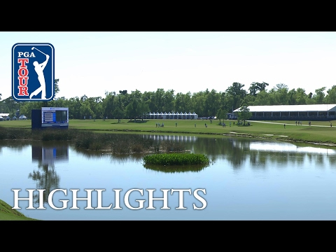 Highlights | Jonas Blixt, Cameron Smith lead after Round 2 in Zurich Classic