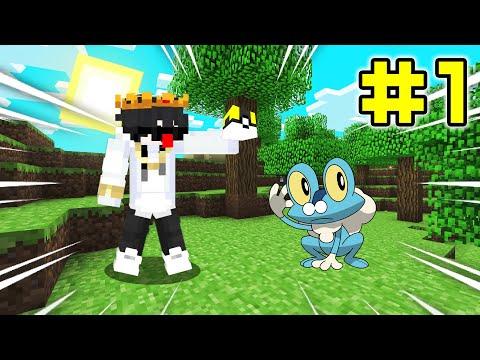 Minecraft-Pixelmon-Zero-#1-มาย