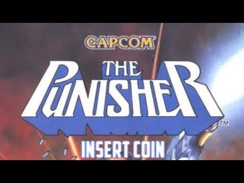 The Punisher (1994) - Mega Drive - Normal Level