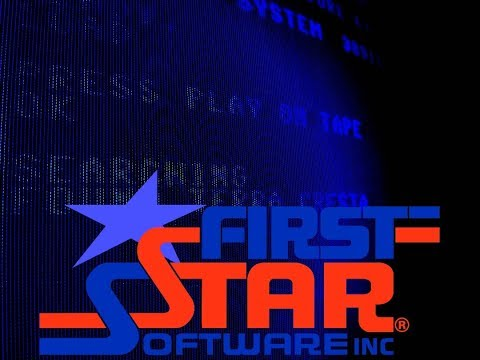 Commodoremanía chous - First Star Software