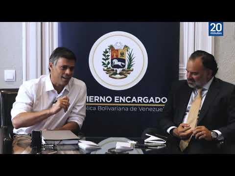 La historia de Leopoldo López: «Aprendí lo que es la libertad desde una celda»