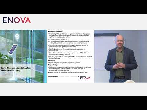 3 Beste tilgjengelige teknologi for eksisterende bygg