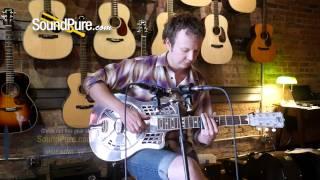 National ResoRocket Steel Cutaway Guitar - Quick n' Dirty
