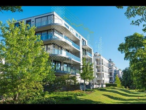 Gebäude sprechen - Siemens Building Technologies versteht sie