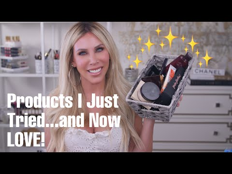 BRAND NEW Makeup, Skincare, Gadgets, Food I'M LOVING!!!