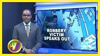 Whitehouse JN Bank Heist: TVJ News - July 29 2020