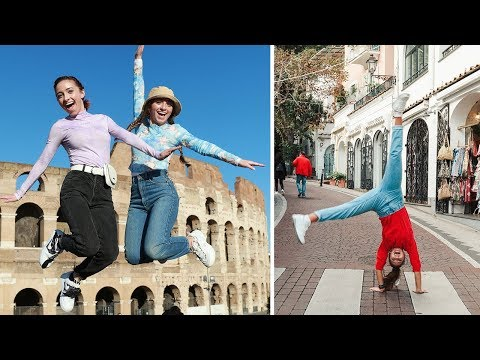 What Would You Do in ITALY? | Behind The Braids Ep. 107 with @Brooklyn and Bailey and @Kamri Noel
