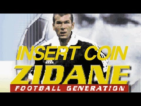 Zidane Football Generation (2001) - Game Boy Color - Francia vs Italia