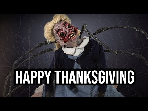 THANKSGIVING 12HR CRYPT TV MARATHON Part 1 | Short Horror Films | Crypt TV Monster Universe - horror