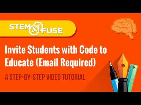 connectYoutube - Invite Students