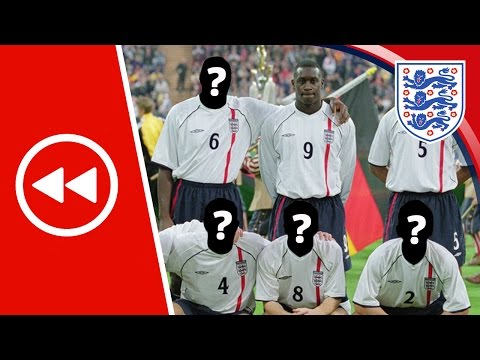 Can Heskey remember England's 2001 starting XI against Germany?   Time Team