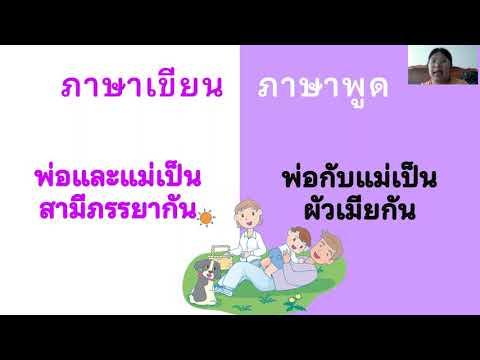 สื่อการเรียนการสอนเรื่อง-ภาษาพ