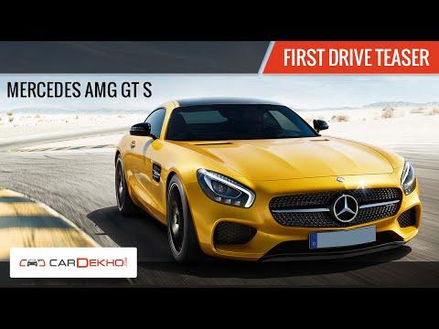 Mercedes AMG GT S | First Drive Teaser | CarDekho.com