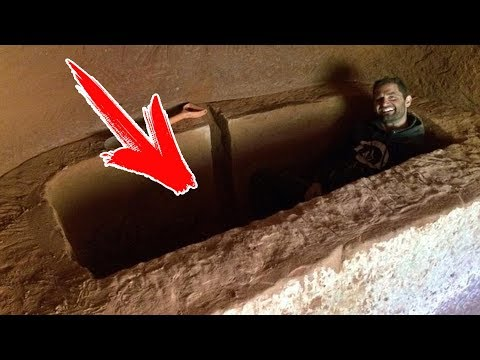 Была 800-летняя пещера, стало ЭТО. Все обзавидовались!