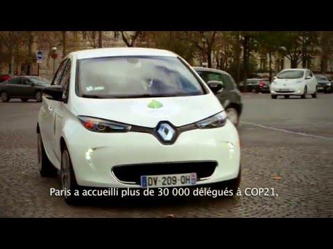 COP21: the Renault Nissan Alliance engagement // COP21 : l'engagement de l'Alliance Renault Nissan