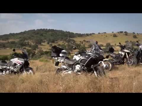 Motos x1000: Curso Off Road Plasencia 2016