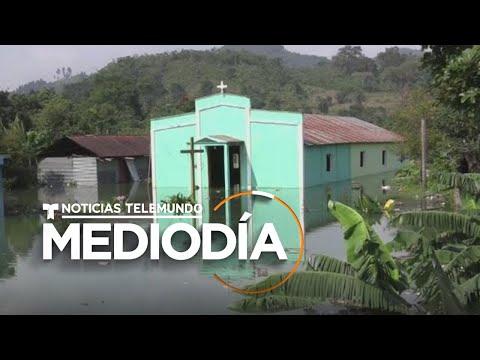 Guatemala aún no se recupera de los daños causados por Eta | Noticias Telemundo