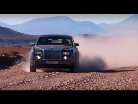 New Rolls Royce Phantom Series 2