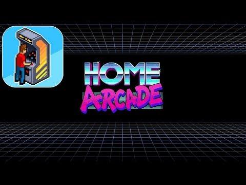 HOME ARCADE iOS game