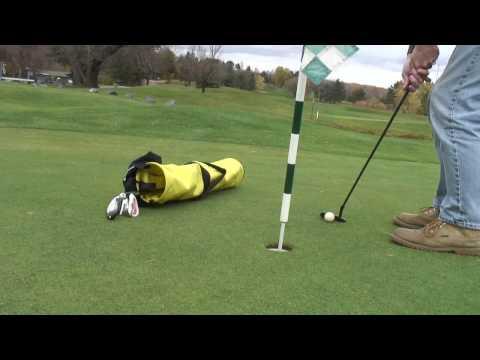 Aerostich Packable Golf Clubs