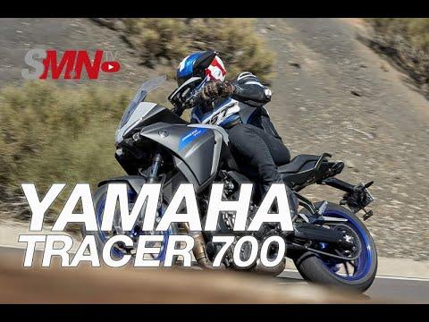 Prueba Yamaha Tracer 700 2020 [FULLHD]