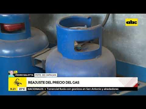 Precio del gas doméstico y vehicular aumenta desde mañana