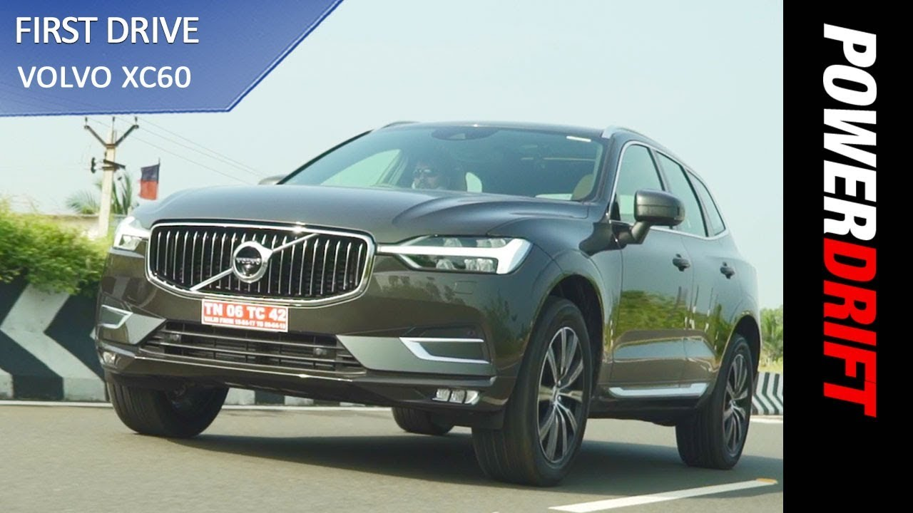 Volvo XC60 : Scandinavias Flick In The Midsize Luxury SUV Segment: PowerDrift