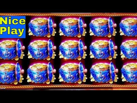 connectYoutube - Lamp of Destiny Slot  Machine Bonuses and Line Hit ! KONAMI Slot Nice Play