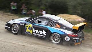 Porsche 997 GT3 R-GT Rally Car – Accelerations  Sound